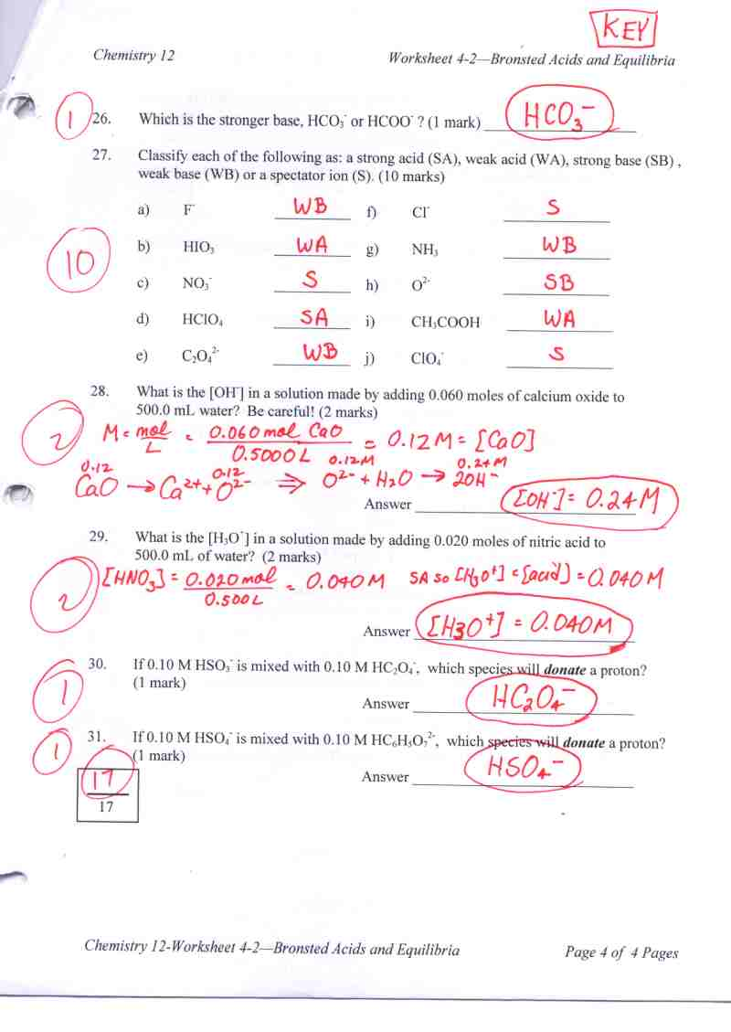 Chemistry 12 - Mr. C's Math and Science Website