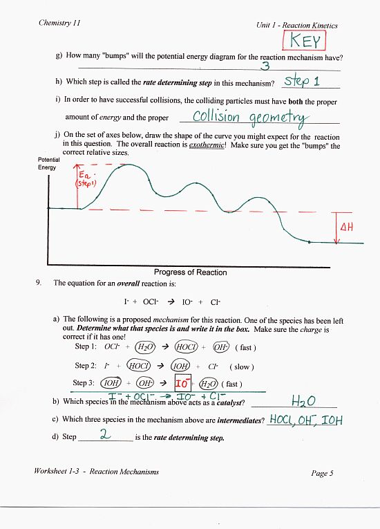 potential energy diagram worksheet answers Primus Green Energy – Energy Worksheet Answers