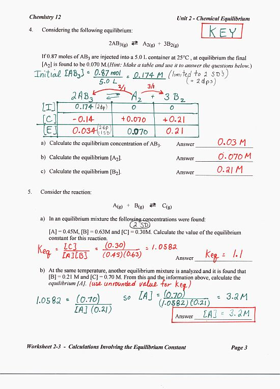 Chemistry 12 Mr Nguyens Website – Acid Base Equilibrium Worksheet