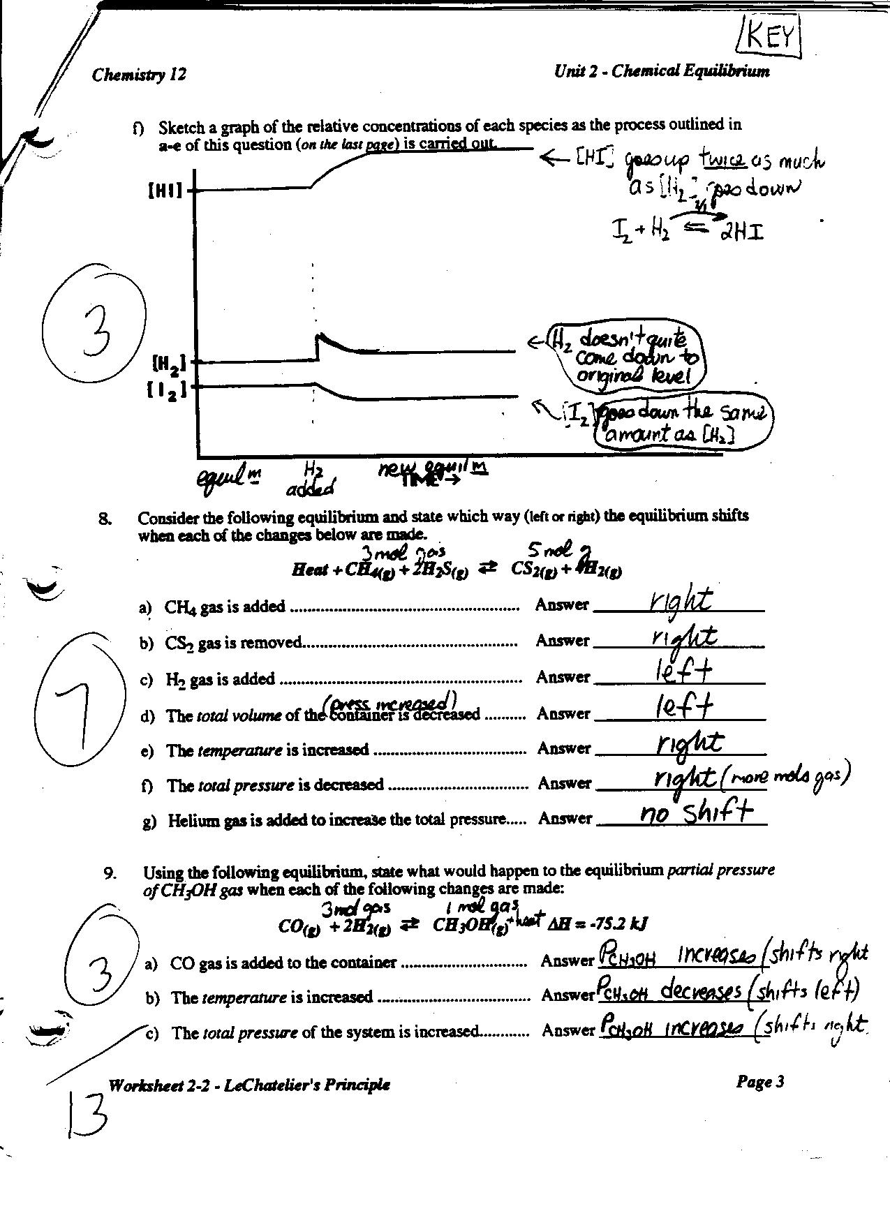 worksheet Titration Practice Worksheet chemistry 12 mr nguyens website review answers equilibrium quiz 1 2 3 4 6 keq calculations worksheet answer key page 5 7 8 9 10 11 12
