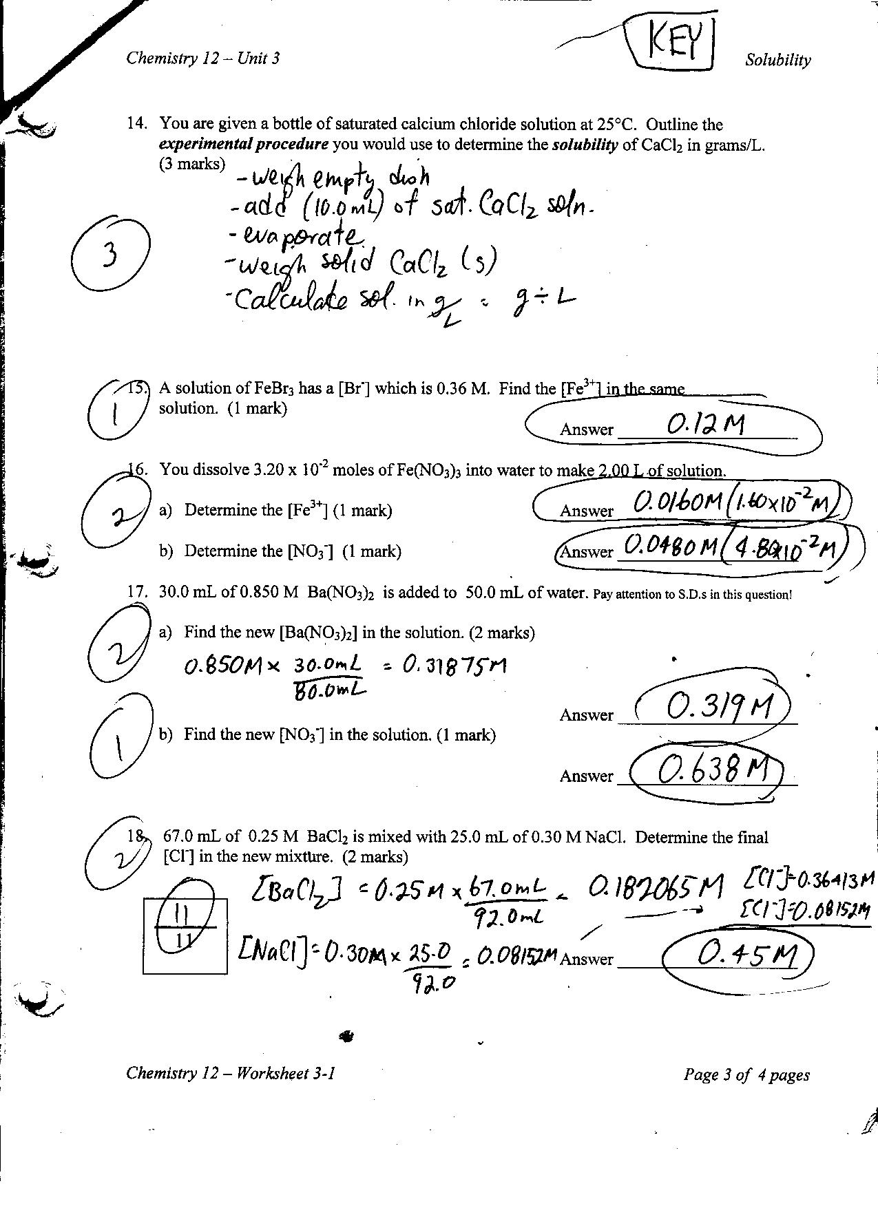 Worksheet Calculating Ph And Poh Worksheet Worksheet Fun Worksheet